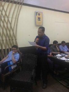 Annual Meeting Ess Myanmar